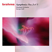Brahms: Symphonies Nos. 2 & 3 by Cleveland Orchestra