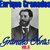 Enrique Granados Grandes Obras Vol.II by José Pedro García