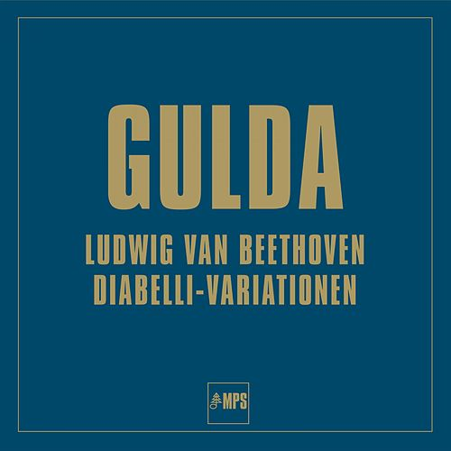Diabelli-Variationen by Friedrich Gulda