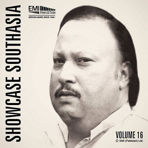 Showcase Southasia, Vol.16 by Nusrat Fateh Ali Khan