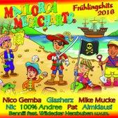 Mallorca Megacharts Frühlingshits 2016 by Various Artists