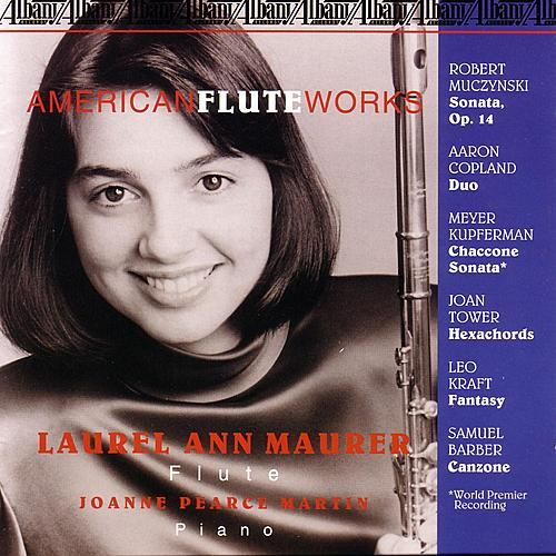 American Flute Works by Laurel Ann Maurer