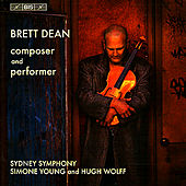 DEAN, B.: Viola Concerto / 12 Angry Men / Intimate Decisions / Komarov's Fall (Dean, Young, Wolff) by Various Artists
