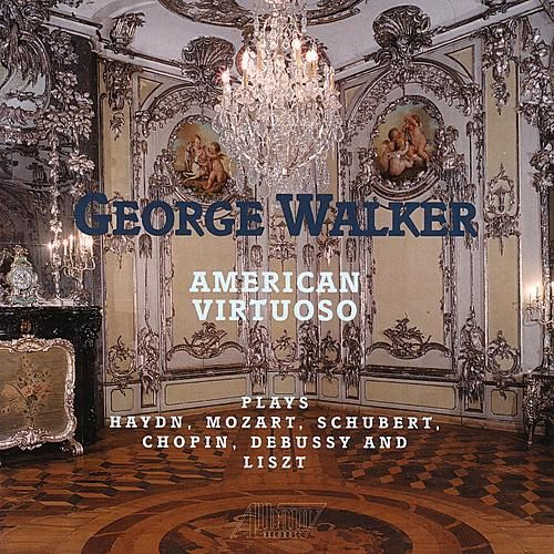 American Virtuoso by George Walker