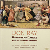 Homestead Dances by The Dublin Philharmonic Orchestra