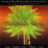 Univ. of Miami Wind Ensemble by Univ. of Miami Wind Ensemble