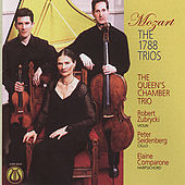 Mozart: The 1788 Trios by The Queen's Chamber Trio
