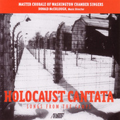 Holocaust Cantata by Various Artists