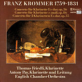Franz Krommer: Clarinet Concertos by Various Artists