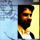 Opera Arias by Carlos Alvarez