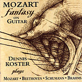 Mozart: Fantasy On Guitar by Dennis Koster