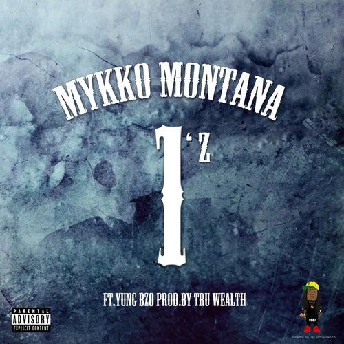 1z (feat. Yung Bzo) by Mykko Montana
