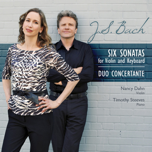 Six Sonatas for Violin and Keyboard, BWV 1014–1019 by Duo Concertante