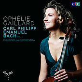 Carl Philipp Emanuel Bach, Vol. 2 by Ophélie Gaillard and Pulcinella Orchestra