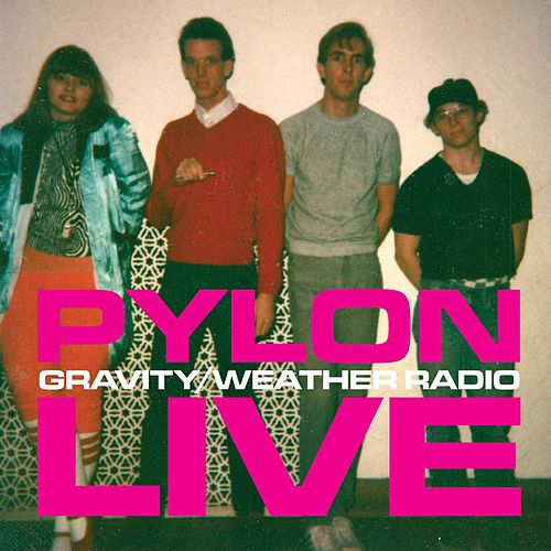 Gravity B / W Weather Radio by Pylon