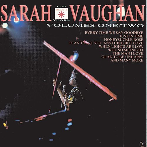 The Roulette Years (1960-1963) by Sarah Vaughan