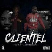 Clientele (feat. Trap Boy Freddy) by T. Jones
