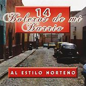 14 Boleros de mi Barrio by Various Artists