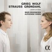 Grieg, Wolf, R. Strauss & Backer Grøndahl: Lieder & Songs by Mari Eriksmoen