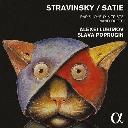 Paris joyeux et triste: Piano Duets by Alexei Lubimov