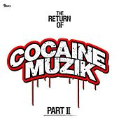 The Return of Cocaine Muzik, Pt. 2 - EP by Various Artists