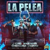 La Pelea (feat. Cosculluela & J Alvarez) [Remix] by J King y Maximan