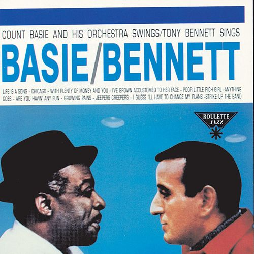 Basie Swings Bennett Sings by Tony Bennett