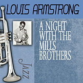 A Night With The Mills Brothers by Louis Armstrong
