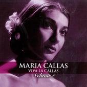 Viva La Callas, Vol. 2 (Live) by Maria Callas