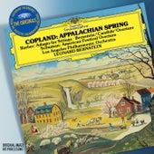 Copland: Appalachian Spring / W. H. Schuman: American Festival Overture / Barber: Adagio For Strings, Op.11 / Bernstein: Overture Candide (Live) von Leonard Bernstein
