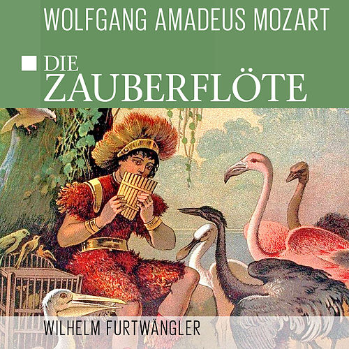 Die Zauberflöte / The Magic Flute by Wiener Philharmoniker