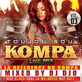 Toujou sou kompa Live Mix, vol. 3 by Various Artists