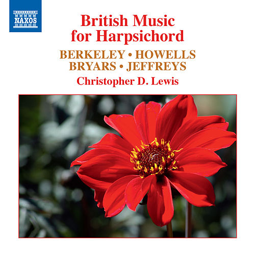 British Music for Harpsichord by Christopher D. Lewis