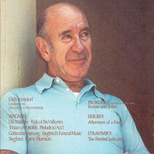 The Leinsdorf Sessions: Erich Leinsdorf Centennial by Erich Leinsdorf
