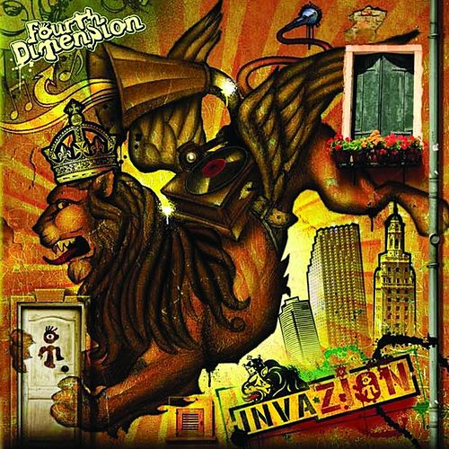 Invazion by Fourth Dimension