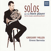 Solos for the Horn Player  - The Mason Jones Book by Gregory Miller