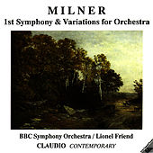 Milner: Symphony No. 1, Variations for Orchestra by BBC Symphony Orchestra