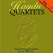 Haydn Quartets Op33 - Volume 1-Part 1- No's 1 To 3 by The London Fox Players