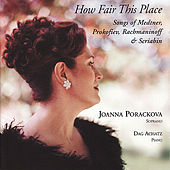 How Fair This Place - Songs of Medtner, Prokofiev, Rachmaninoff, & Scriabin by Various Artists