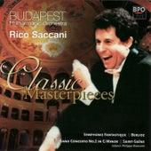 Berlioz - Symphonie Fantastique & Saint-Saëns - Piano Concert No 2 by Budapest Philharmonic Orchestra