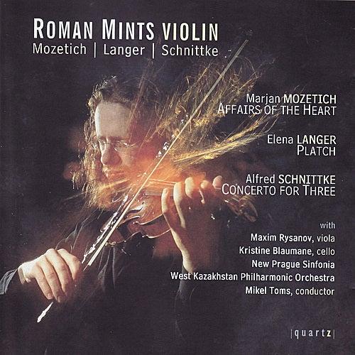 Roman Mints: Violin by Roman Mints