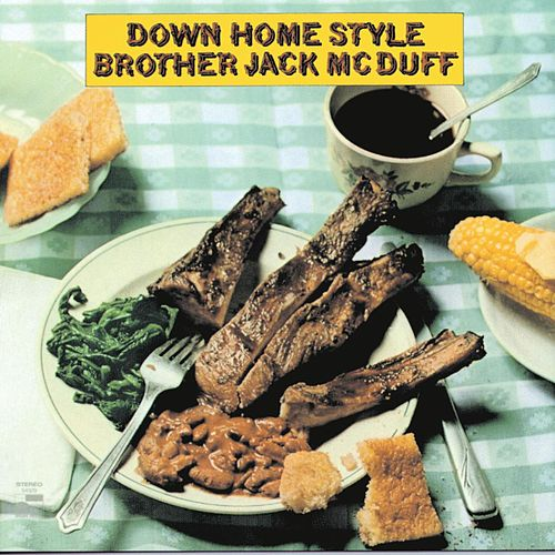 Down Home Style by Jack McDuff