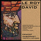Le Roi David & The Soldier's Tale (Concert Suite) von Ernest Ansermet