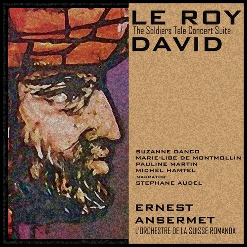 Le Roi David & The Soldier's Tale (Concert Suite) by Ernest Ansermet