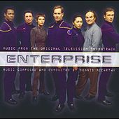 Star Trek: Enterprise by Various Artists