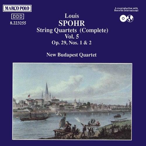 String Quartets Vol. 5 by Louis Spohr