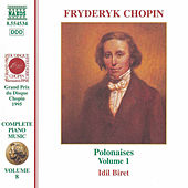 Piano Music Vol. 8 by Frederic Chopin