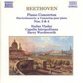 Piano Concertos Nos. 3 and 4 by Ludwig van Beethoven