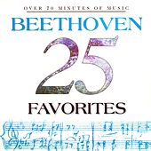 25 Beethoven Favorites by Various Artists