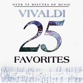 25 Vivaldi Favorites by Various Artists